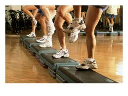 Shedding the Extra Pounds with Step Aerobics