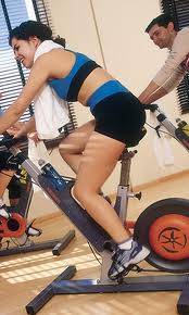 Spinning Classes for Toner Muscles!