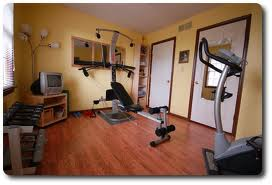 Stop Obesity and Lose Weight Fast with Your Own Exercise Equipment Home Gym