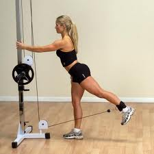 The Right Gym and Fitness Equipment for Working the Buttocks Out