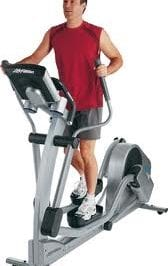 Total Body Workout with the Life Fitness Elliptical Trainer