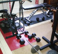 cheap home gym  rely on second hand equipment  fitness expo