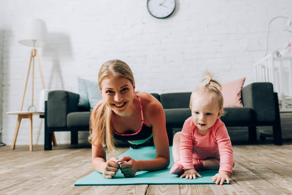 Child Proof Your Home Gym Exercise Equipment: Home Gym Safety For Kids