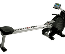 Program Your Fitness with the LifeCore LCR 100 Rowing Machine