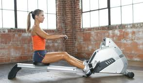 Burn Calories with Rowing, and Do It From Home