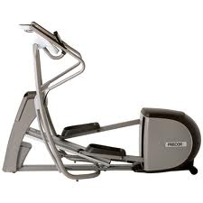 Cross Trainer Workout Without Leaving Home on the Precor EFX835