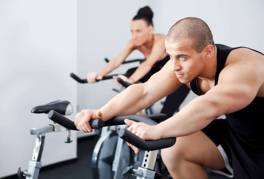 ramping up your workout intensity on a spinning bike - Fitness Expo