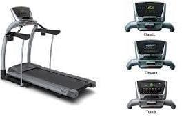 Treadmills: the Precor 9.31 vs. the Vision TF20