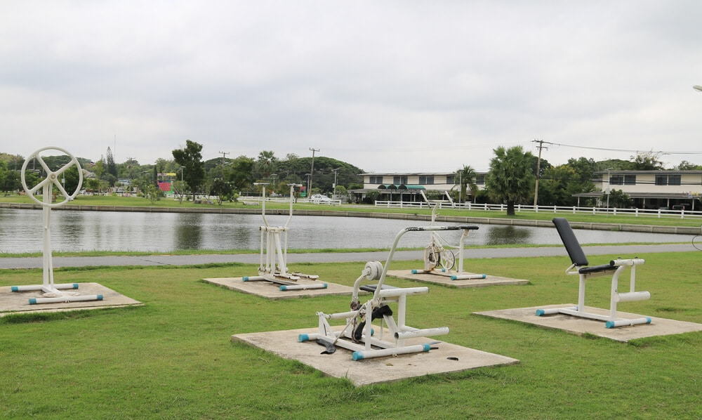 outdoor fitness stations - Fitness Expo