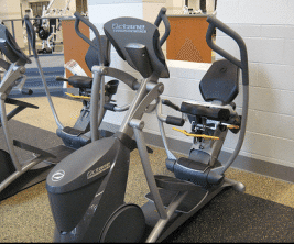The Smooth and Compact Octane xR4 Series Seated Elliptical