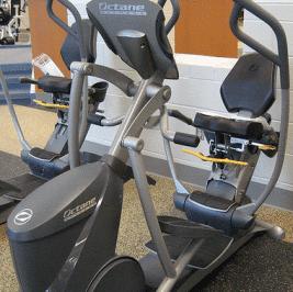 Enjoy Low Impact Exercise on Octane Seated Ellipticals