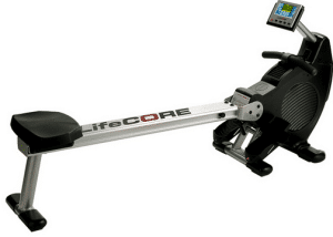 Work on Cardio Fitness and Muscle Tone on the LifeCore LCR 88 Rower