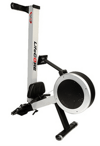 The Life Core LCR 100 Rower – More Than Just Upper Body Training