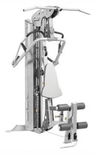 V-Express Gym Provides Enhanced Upper Body Support