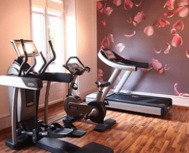Move Your Home Gym in a New Direction