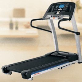 Supercharge your exercise program with the F1 Smart Treadmill