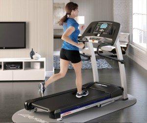 Enjoy Your Daily Run On a Life Fitness T5 Treadmill