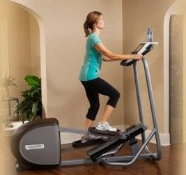 Tone Your Cross-training Muscles With a Precor Efx 5.21