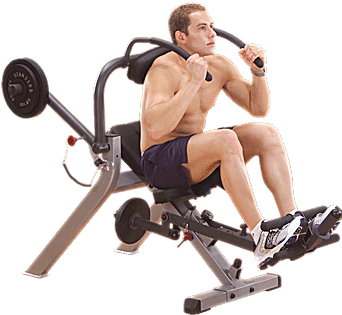 How to Use an Ab Machine to Reduce Belly Fat