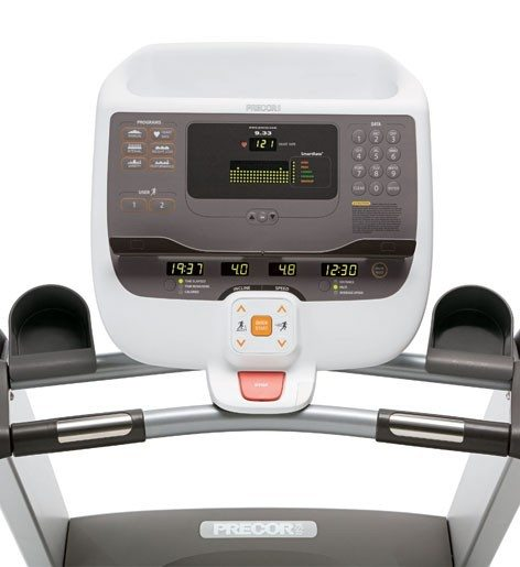 Get started on your Weight Loss Program with Precor 9.33 Treadmill