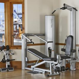 Get a Full Workout with the Vectra 1450