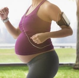 Easy Ways to Get in Shape After Having a Baby