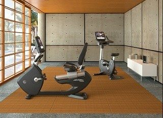 Using a Home Gym for a Better Back to School Body