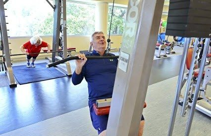 How to Workout Safely in Your Golden Years