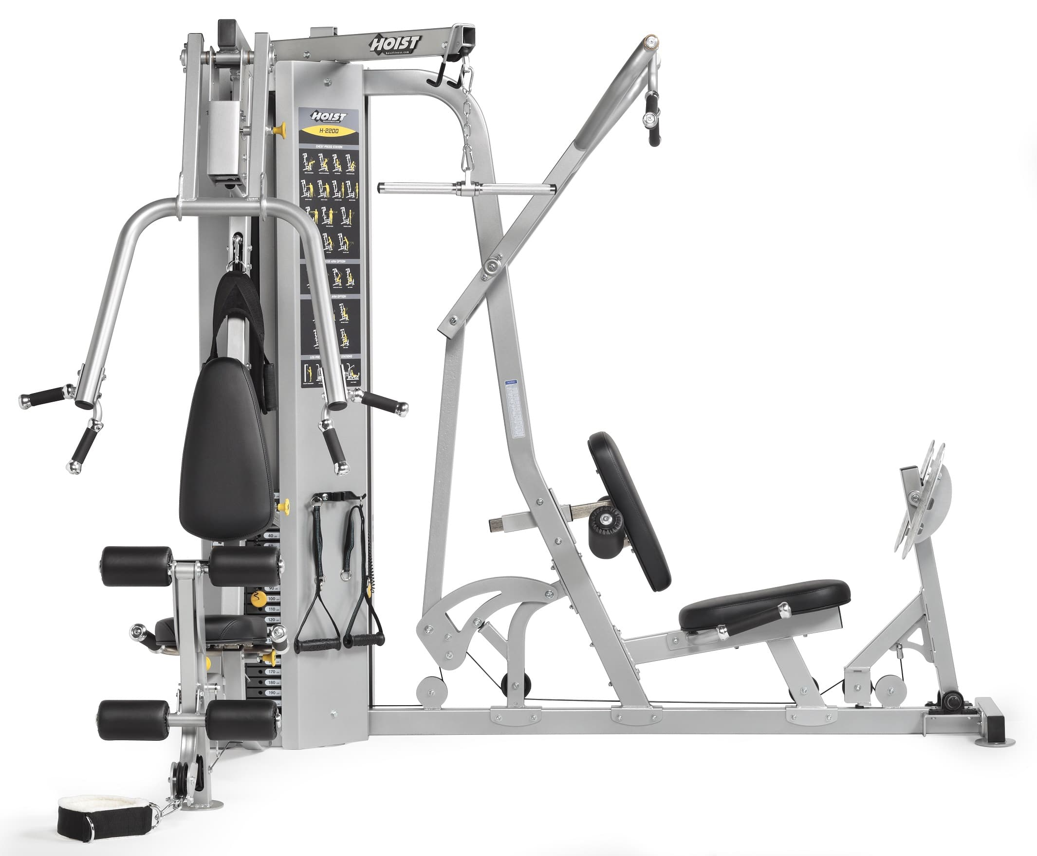 Hoist H2200 2 Stack Multi Gym Fitness Expo