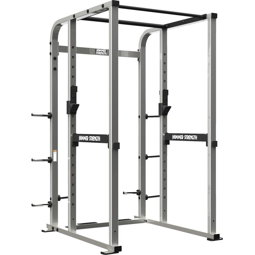 Life Fitness Hammer Strength Power Rack