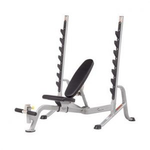 Hoist Hf5170 7 Position Fid Olympic Bench