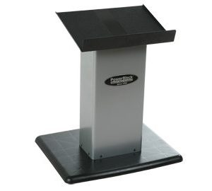 Powerblock Small Column Stand Silver
