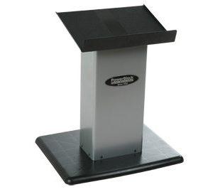 Powerblock Small Column Stand Silver