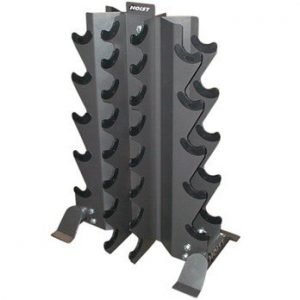 Hoist Hf4480 4 Sided Vertical Dumbbell Rack