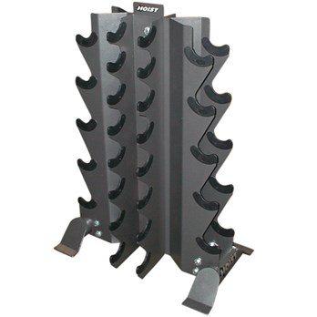Hoist Hf4480 4 Sided Vertical Dumbbell Rack