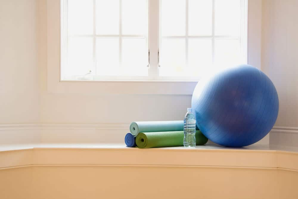 exercise ball - Fitness Expo