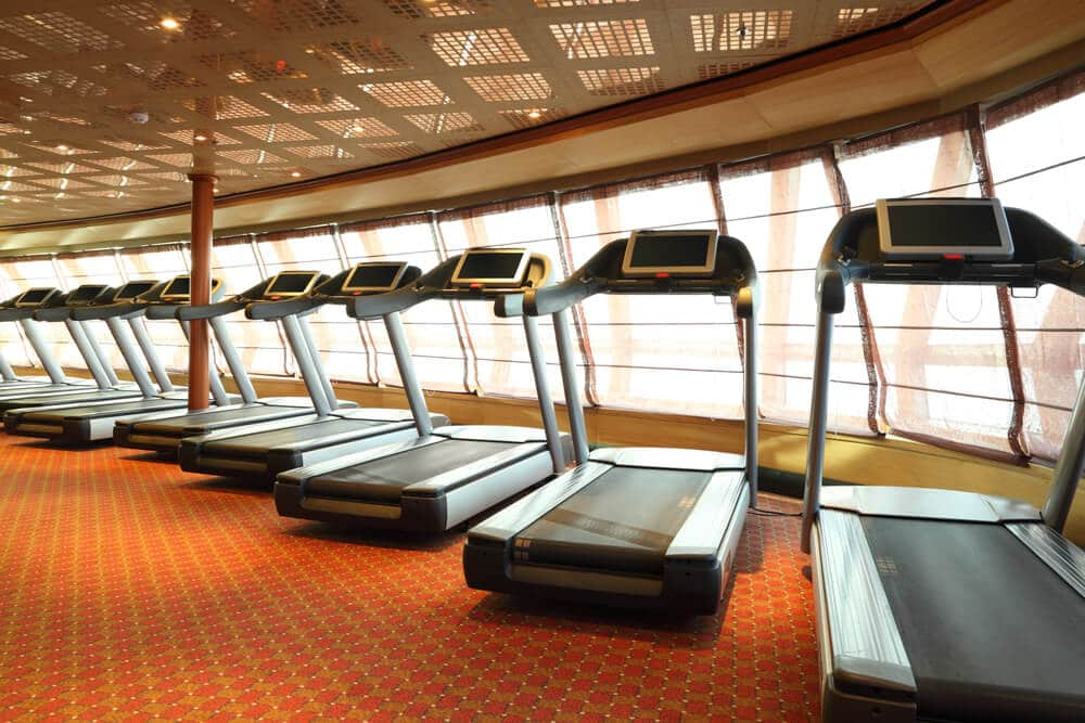 treadmills for home gym - Fitness Expo