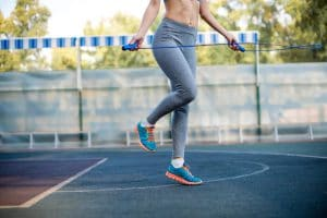 benefits of jumping ropes