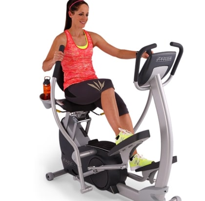 Seated ellipticals residential