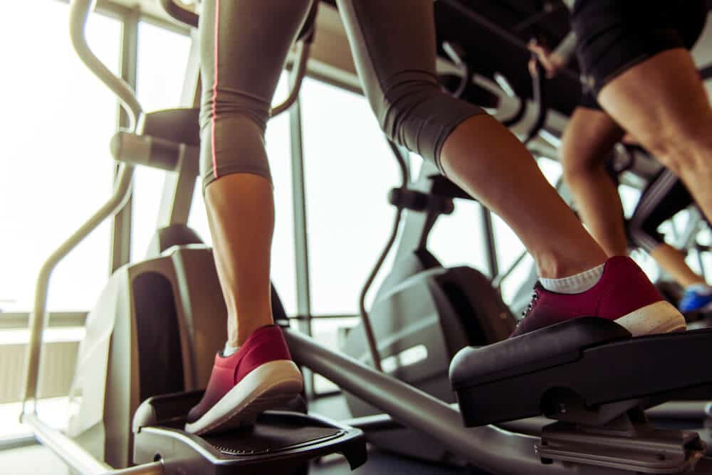 elliptical trainers - Fitness Expo
