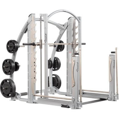 Hoist Dual Action Smith gym equipment - Fitness Equipment