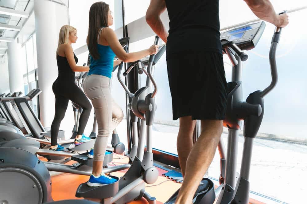 elliptical machines - Fitness Expo