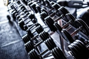 gym equipment need repair