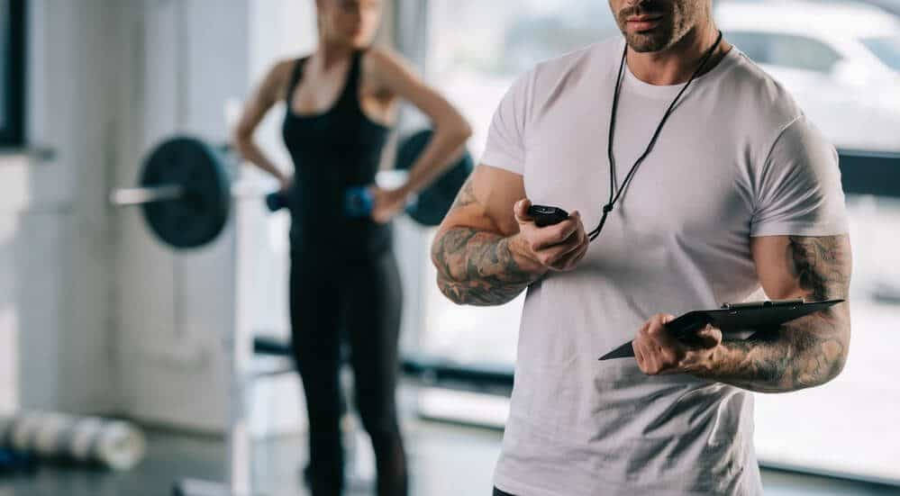 Getting an Online Personal Trainer