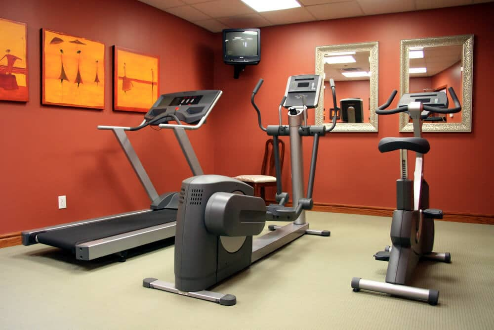 Gym Equipment Maintenance Fitness Expo