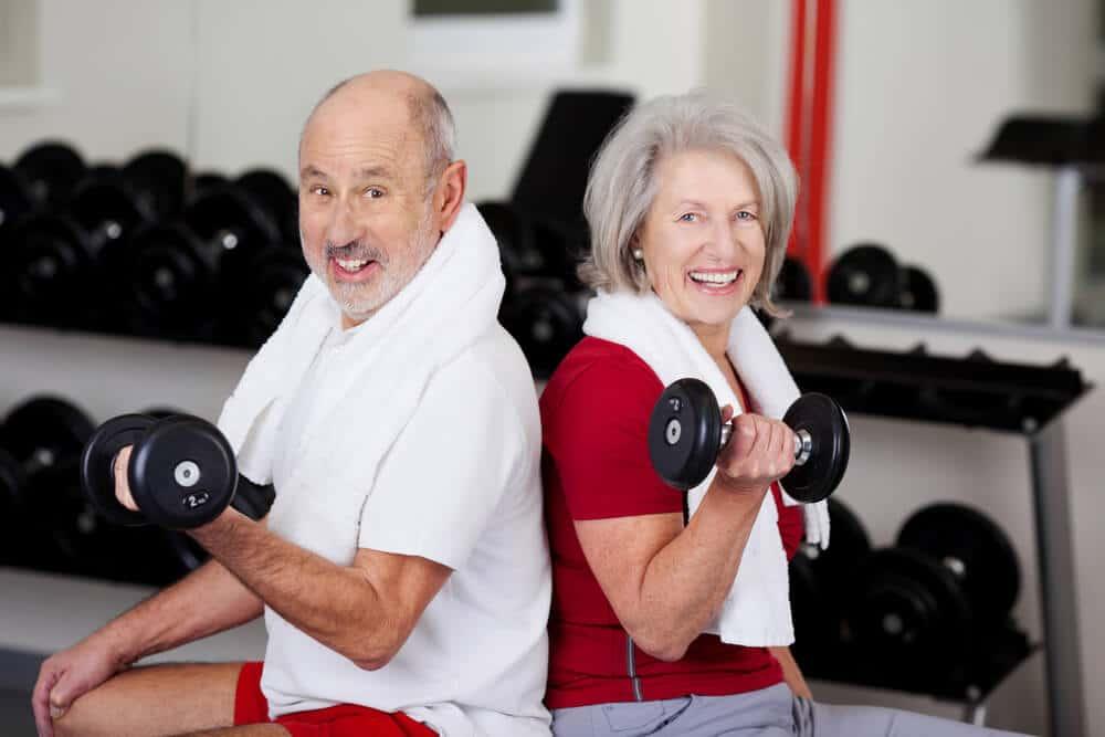 exercise equipment for seniors - Fitness Expo