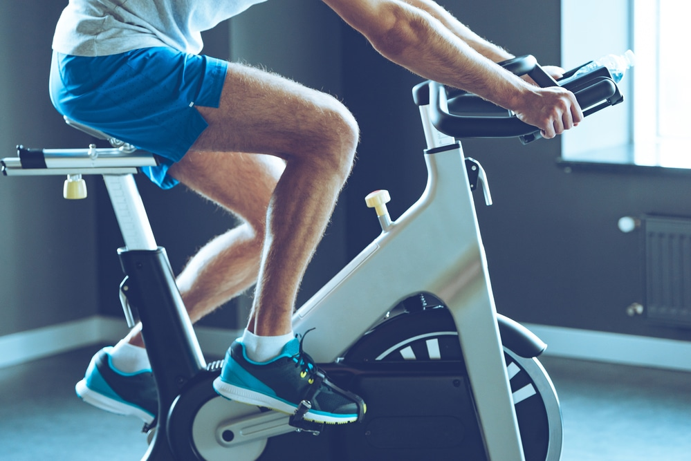 Gym exercise equipment - Fitness Expo