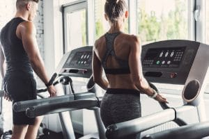 Treadmill cardio trainer - Fitness Expo Store