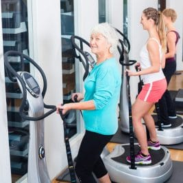 Is Standing On a Vibration Plate Enough To Lose Weight?