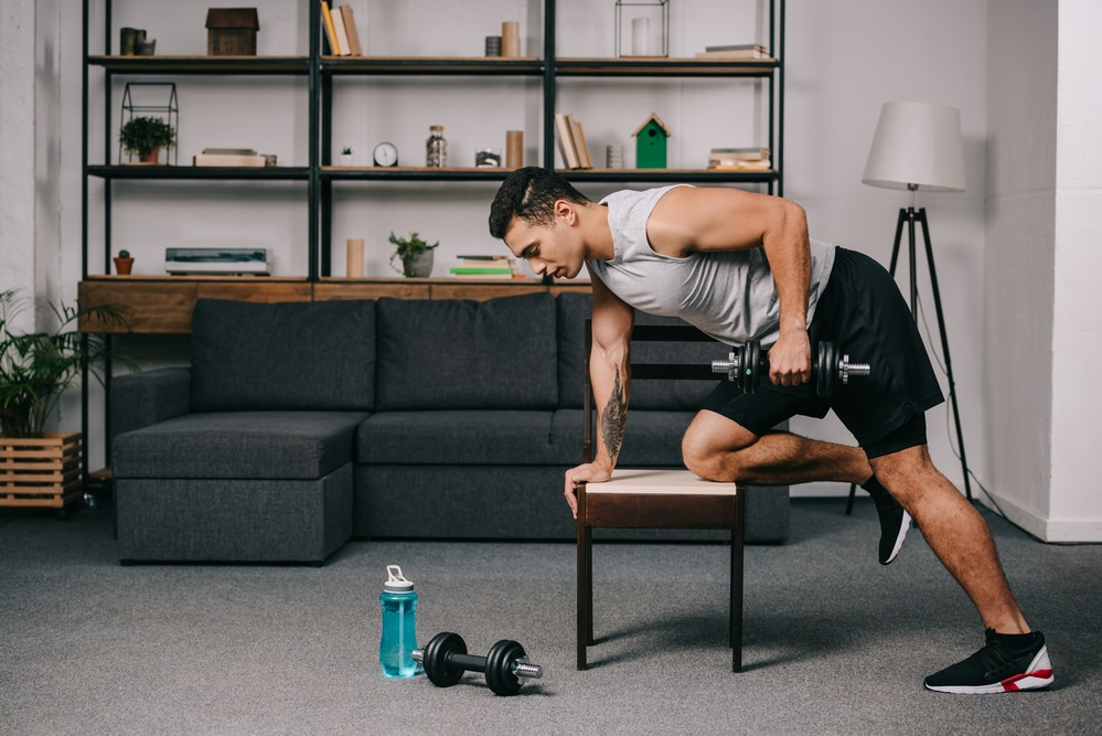 Working Out at Home? Check Out These Gym Exercise Equipment